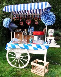 Candywagen Oktoberfest